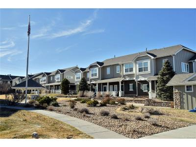 Commerce City Condo/Townhouse Under Contract: 14700 East 104th Avenue #3402