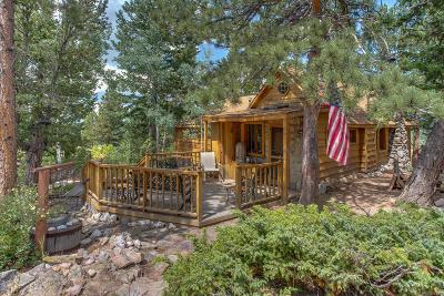 Golden Single Family Home Under Contract: 194 Wonder Trail