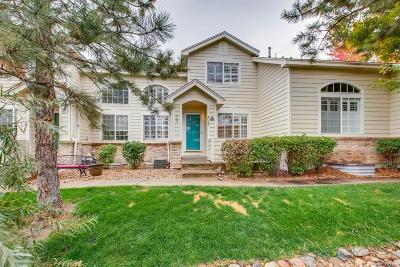 Arapahoe County Condo/Townhouse Active: 4025 East Geddes Circle