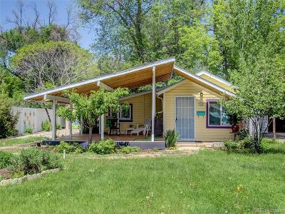 Longmont Single Family Home Active: 1316 6th Avenue
