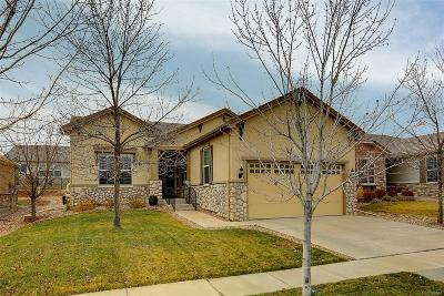 Anthem Ranch Single Family Home Under Contract: 16677 Antero Street