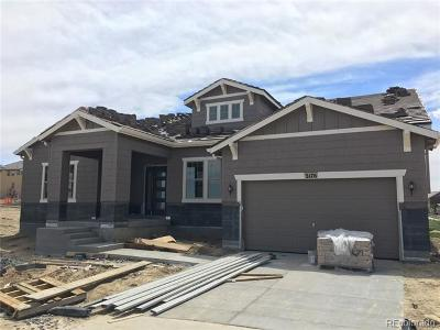 Broomfield Single Family Home Active: 3176 Blue Mountain Drive