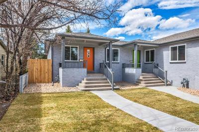 Denver Condo/Townhouse Active: 1651 Yates Street