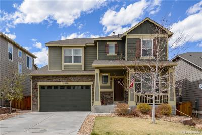 Castle Rock Single Family Home Active: 2933 Skyward Way