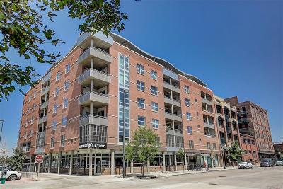 Denver Condo/Townhouse Active: 2229 Blake Street #501