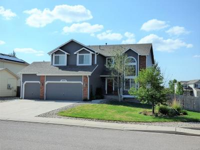 Monument Single Family Home Active: 2279 Blizzard Valley Trail