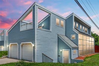Denver Single Family Home Active: 1498 South Krameria Street