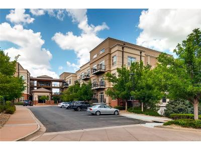 Greenwood Village Condo/Townhouse Under Contract: 5677 South Park Place #111D