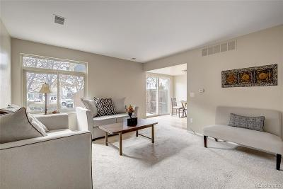 Arvada Condo/Townhouse Active: 7942 Chase Circle #119