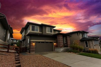 Arvada Single Family Home Under Contract: 9463 Kendrick Way