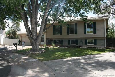 Aurora CO Single Family Home Active: $339,000
