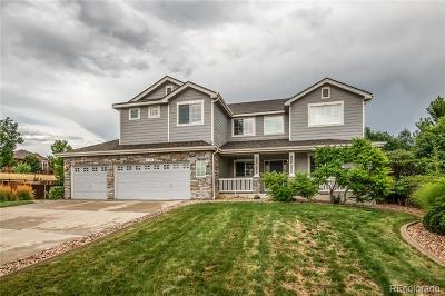 Erie Single Family Home Active: 1379 Reliance Place