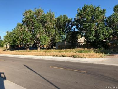 Adams County Residential Lots & Land Active: 6799 Green Court