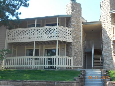 Denver Condo/Townhouse Active: 8600 East Alameda Avenue #14-102