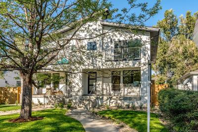 Condo/Townhouse Active: 2443 South Lafayette Street