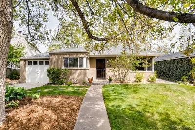 Single Family Home Under Contract: 740 North Eudora Street