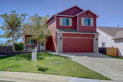 Parker Single Family Home Under Contract: 11115 Callaway Court