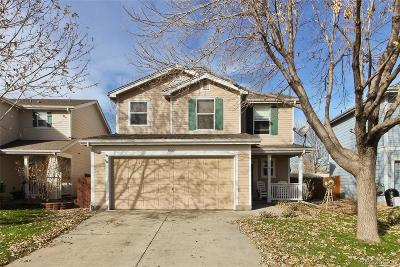 Longmont Single Family Home Under Contract: 10661 Butte Drive