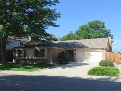 Lakewood Single Family Home Under Contract: 2039 South Hoyt Way