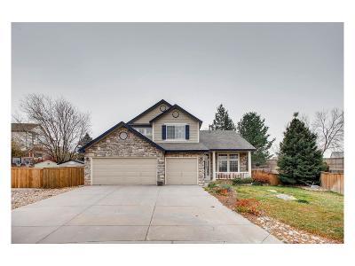 Highlands Ranch Single Family Home Under Contract: 10338 Sparrow Hawk Way