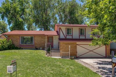 Aurora CO Single Family Home Active: $330,000