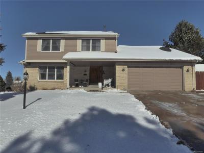Douglas County Single Family Home Active: 20811 East Shefield Place