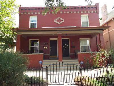 Cole, Cole And Whittier, Cole/Whittier, Whittier Condo/Townhouse Active: 2724 North Lafayette Street