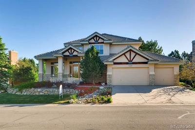 Lone Tree Single Family Home Active: 9388 South Star Hill Circle