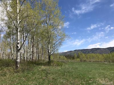 Residential Lots & Land Under Contract: 20295 King Bolt Trail