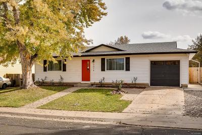 Golden Single Family Home Under Contract: 19074 West 61st Place