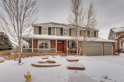 Highlands Ranch Single Family Home Under Contract: 1155 Southbury Place