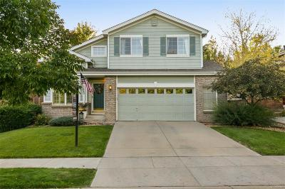 Broomfield Single Family Home Under Contract: 14296 Corrine Court