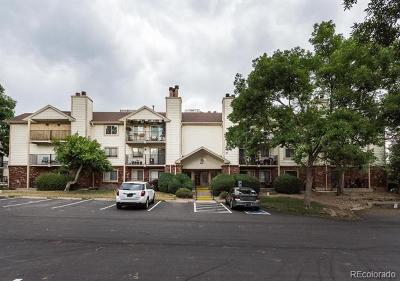 Aurora Condo/Townhouse Active: 431 South Kalispell Way #307