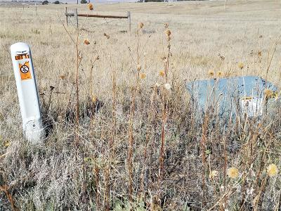 Elbert CO Residential Lots & Land Active: $180,000