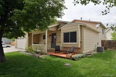Berthoud Single Family Home Under Contract: 1223 Aspen Drive
