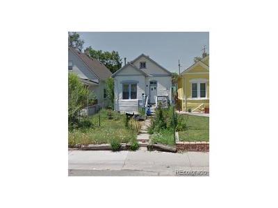 Denver Single Family Home Active: 5065 Sherman Street