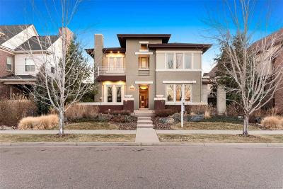 Denver Single Family Home Active: 8274 East 25th Drive