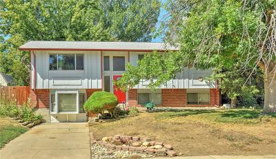Broomfield Single Family Home Active: 885 Agate Street