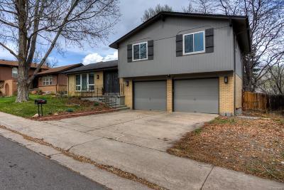 Denver Single Family Home Active: 4090 South Spruce Street