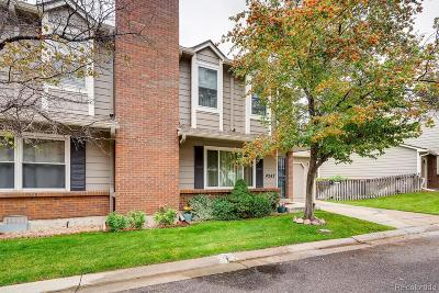 Cotton Creek Condo/Townhouse Under Contract: 4247 West 111th Circle