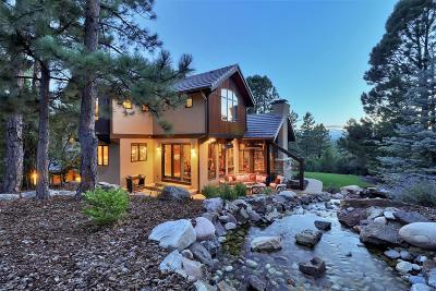 Castle Pines CO Single Family Home Under Contract: $1,799,000