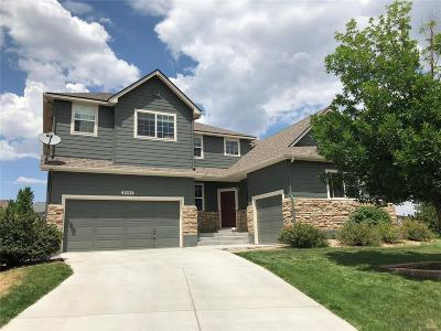 Castle Rock Single Family Home Active: 3555 Dove Valley Place