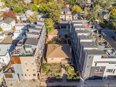 Denver Residential Lots & Land Active: 4470 Tennyson Street