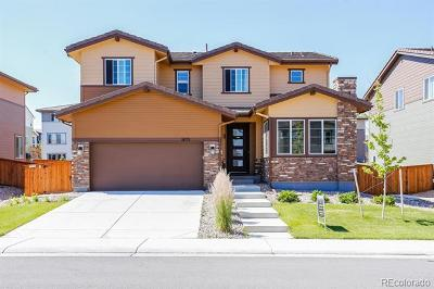 Parker Single Family Home Active: 14170 Mosaic Drive