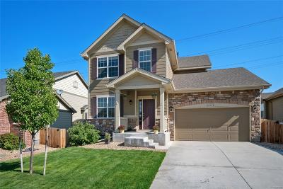 Commerce City Single Family Home Under Contract: 16713 East 102nd Place