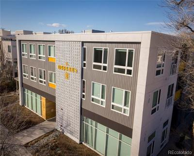 Denver Condo/Townhouse Active: 2835 West 24th Avenue #301