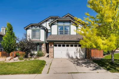 Highlands Ranch Single Family Home Under Contract: 9588 Red Oakes Drive