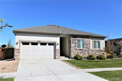 Longmont Single Family Home Active: 5385 Retreat Circle