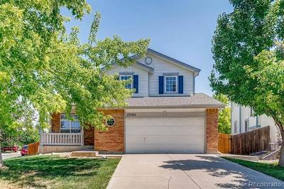 Thornton Single Family Home Active: 13792 Adams Street