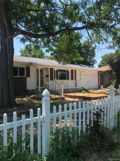 Golden Single Family Home Under Contract: 2492 Braun Court